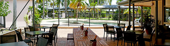 The Islander Courtyard Functions and Events